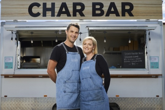 Char Bar Catering Port Macquarie's Finest Catering Food Truck--